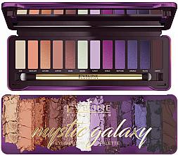 Parfüm, Parfüméria, kozmetikum Szemhéjfesték paletta - Eveline Cosmetics Eyeshadow Palette Mystic Galaxy