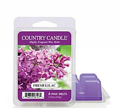 Parfüm, Parfüméria, kozmetikum Aromaviasz - Country Candle Fresh Lilac Wax Melts