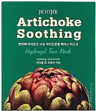 Parfüm, Parfüméria, kozmetikum Hidrogél nyugtató arcmaszk articsóka kivonattal - Petitfee&Koelf Artichoke Soothing Face Mask