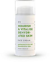"""Parfüm, Parfüméria, kozmetikum Arckrém """"Táplálás és helyreállítás"""" - You & Oil Nourish & Vitalise Dehydrated Skin Face Cream"""
