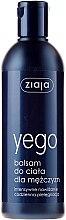 Parfüm, Parfüméria, kozmetikum Férfi testápoló - Ziaja Body lotion for Men