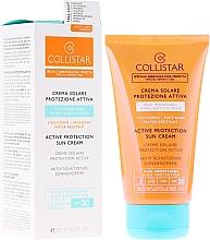 Parfüm, Parfüméria, kozmetikum Napozókrém - Collistar Active Protection Sun Cream SPF30 150ml