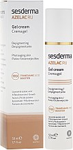 Parfüm, Parfüméria, kozmetikum Depigmentáló arckrém - SesDerma Laboratories Azelac Ru Gel Cream