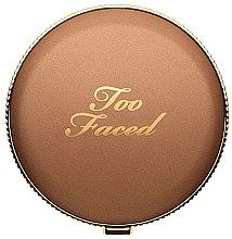 Parfüm, Parfüméria, kozmetikum Bronziosító arcra - Too Faced Chocolate Soleil Matte Bronzer