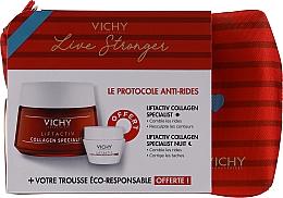 Parfüm, Parfüméria, kozmetikum Szett - Vichy LiftActiv Le Protocole Anti-Rides (d/cr/50ml + n/cr/15ml) (50 ml)