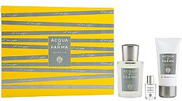 Parfüm, Parfüméria, kozmetikum Acqua Di Parma Colonia Pura - Szett (edc/100ml + sh/gel/50ml + edc/mini/5ml)