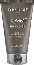 Parfüm, Parfüméria, kozmetikum Borotvagél minden bőrtípusra - La Biosthetique Homme Shaving Gel