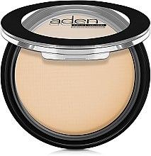 Parfüm, Parfüméria, kozmetikum Matt kompakt púder - Aden Cosmetics Silky Matt Compact Powder