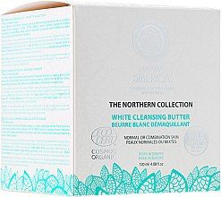 Parfüm, Parfüméria, kozmetikum Arctisztító olaj normál és kombinált bőrre - Natura Siberica The Northern Collection White Cleansing Butter