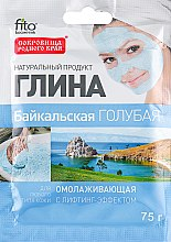 Parfüm, Parfüméria, kozmetikum Fiatalító agyagmaszk, kék - Fito Kozmetikum