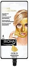 Parfüm, Parfüméria, kozmetikum Arcmaszk - Iroha Nature Gold Peel Off Mask Firming