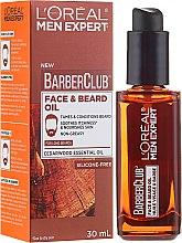 Parfüm, Parfüméria, kozmetikum Szakállolaj - L'Oreal Paris Men Expert Barber Club Long Beard + Skin Oil