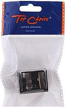 Parfüm, Parfüméria, kozmetikum Dupla ceruzahegyező, 2182, fekete - Top Choice