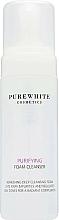 Parfüm, Parfüméria, kozmetikum Arctisztító hab - Pure White Cosmetics Purifying Foam Cleanser
