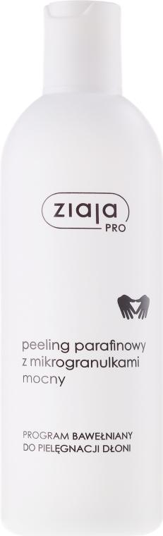 Paraffin kézápoló radír - Ziaja Pro Paraffin Scrub