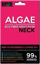 Parfüm, Parfüméria, kozmetikum Express maszk nyakra - Beauty Face IST Deep Moisturizing & Lifting Neck Mask Algae
