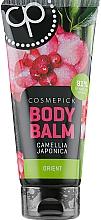 Parfüm, Parfüméria, kozmetikum Intenzív hidratáló testbalzsam japán kamélia illattal - Cosmepick Body Balm Camellia Japonica