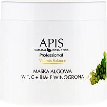 Parfüm, Parfüméria, kozmetikum Alginát maszk arcra - APIS Professional Vitamin-Balance Algae Mask