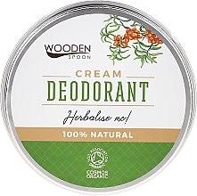 Parfüm, Parfüméria, kozmetikum Dezodor-krém - Wooden Spoon Herbalise Me Cream Deodorant
