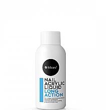 Parfüm, Parfüméria, kozmetikum Akril folyadék - Silcare Nail Acrylic Liquid Standart Long Action