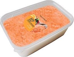 """Parfüm, Parfüméria, kozmetikum Fürdősó, nagy granulátum """"Narancs és chili"""" - Organique Bath Salt Orange & Chili"""