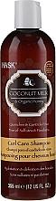 Parfüm, Parfüméria, kozmetikum Tápláló sampon kókusz olajjal - Hask Coconut Milk & Organic Honey Curl Care Shampoo