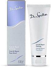 Parfüm, Parfüméria, kozmetikum Helyreállító maszk fiatal bőrre - Dr. Spiller Care & Repair Face Mask