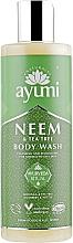 """Parfüm, Parfüméria, kozmetikum Tusfürdő """"Nim és teafa"""" - Ayumi Neem & Tea Tree Body Wash"""