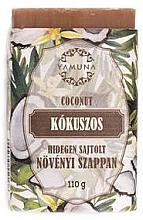 """Parfüm, Parfüméria, kozmetikum Hidegen sajtolt szappan """"Kókusz"""" - Yamuna Coconut Cold Pressed Soap"""