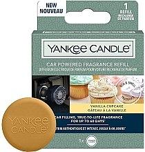 Parfüm, Parfüméria, kozmetikum Autóillatosító (csere blokk) - Yankee Candle Car Powered Fragrance Refill Vanill