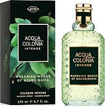 Parfüm, Parfüméria, kozmetikum Maurer & Wirtz Acqua Colonia Intense Wakening Woods Of Scandinavia - Kölni