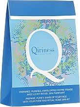 Parfüm, Parfüméria, kozmetikum Szett - Qiriness (scrub/20ml + steam/8g + mask/30g)