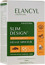 Parfüm, Parfüméria, kozmetikum Étrend-kiegészítő súlycsökkentő kapszula - Elancyl Slim Design Weight Loss