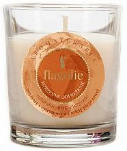 """Parfüm, Parfüméria, kozmetikum Illatosított gyertya """"Relaxáló"""" - Flagolie Fragranced Candle Relaxing Spice"""