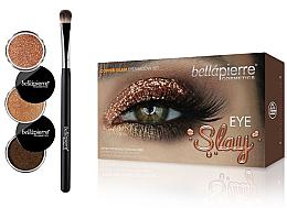Parfüm, Parfüméria, kozmetikum Sminkkészlet szemre - Bellapierre Eye Slay Kit Copper Glam