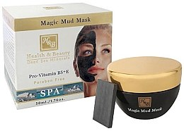 Parfüm, Parfüméria, kozmetikum Ásványi sármaszk - Health and Beauty Magic Mud Mask