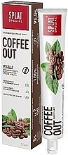 Parfüm, Parfüméria, kozmetikum Fogkrém enzimatikus komplexummal - SPLAT Cofee Out