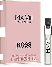 Parfüm, Parfüméria, kozmetikum Hugo Boss Boss Ma Vie Pour Femme - Eau De Toilette (minta)