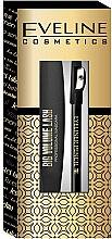 Parfüm, Parfüméria, kozmetikum Készlet - Eveline Cosmetics (mascara/10ml+eyeliner/1.2g)