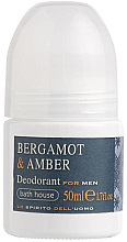 Parfüm, Parfüméria, kozmetikum Bath House Bergamot & Amber - Dezodor
