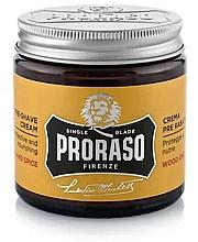 Parfüm, Parfüméria, kozmetikum Borotválkozás előtti krém - Proraso Wood and Spice Pre-Shaving Cream
