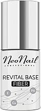 Parfüm, Parfüméria, kozmetikum Gél lakk bázis - NeoNail Professional Revital Base Fiber