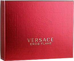 Parfüm, Parfüméria, kozmetikum Versace Eros Flame - Szett (edt/50ml + sh/gel/50ml + ash/balm/50ml)