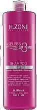"Parfüm, Parfüméria, kozmetikum Sampon ""Vitality"" - H.Zone Ageless Ex3me Anti-Age Illuminante Shampoo"