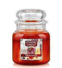 Parfüm, Parfüméria, kozmetikum Illatosított gyertya - Country Candle Winter Sangria