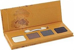 Parfüm, Parfüméria, kozmetikum Szemhéjfesték paletta - Couleur Caramel Palette Regard Sublime