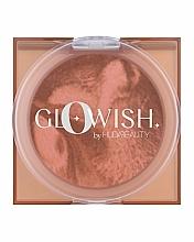 Parfüm, Parfüméria, kozmetikum Bronzosító púder - Huda Beauty GloWish Soft Radiance (04 -Deep Tan)