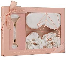 Parfüm, Parfüméria, kozmetikum Szett - Crystallove Clear Quartz Home SPA Set