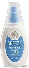 Parfüm, Parfüméria, kozmetikum Breeze Deo 24h Vapo - Dezodor-spray testre