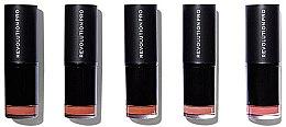 Parfüm, Parfüméria, kozmetikum Ajakrúzs készlet, 5 db - Revolution Pro 5 Lipstick Collection Bare